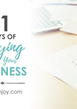 Join us for this 31 Day Challenge and Pray Scripture for Your Business!