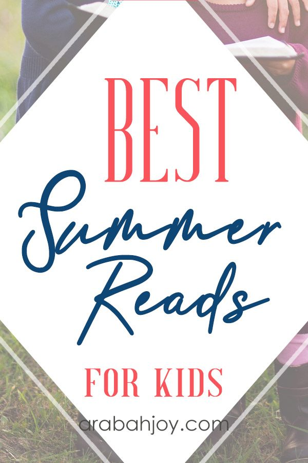 These 101 best summer reads for kids will encourage your kids to keep reading even while school is out.