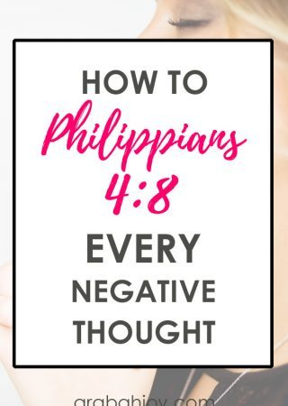 Use this resource to overcome every negative thought.