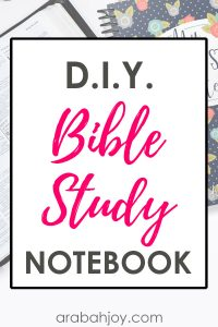 If you're ready to create your own DIY Bible study notebook, try these Bible study templates. Learn how to make a Bible study binder to keep your faith-based resources organized.
