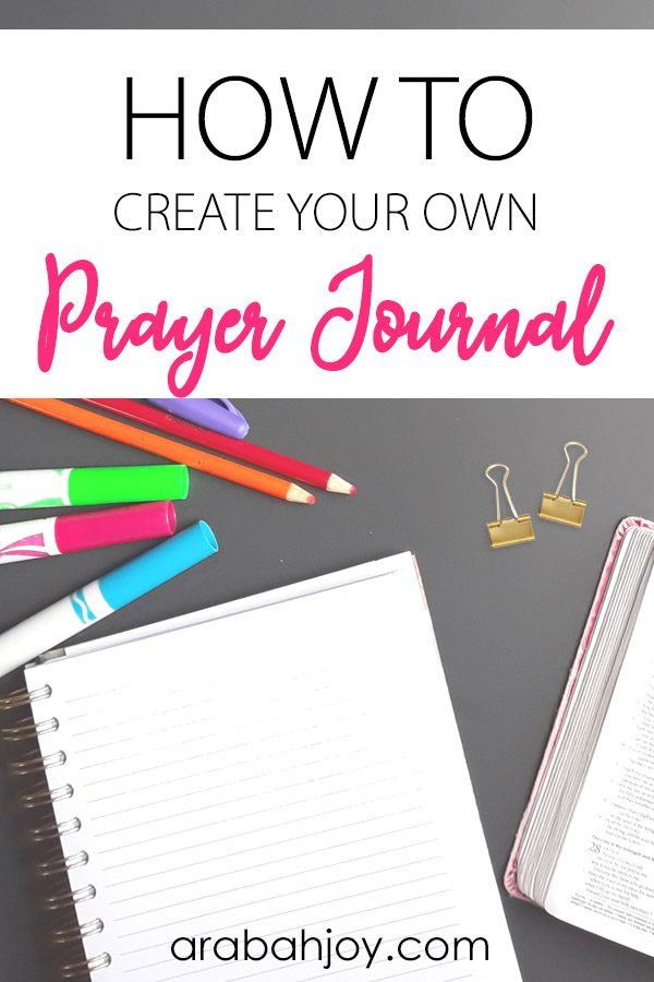 Do you have a prayer journal? Learn how to start a prayer journal and use our ideas for making the prayer journal work for you.