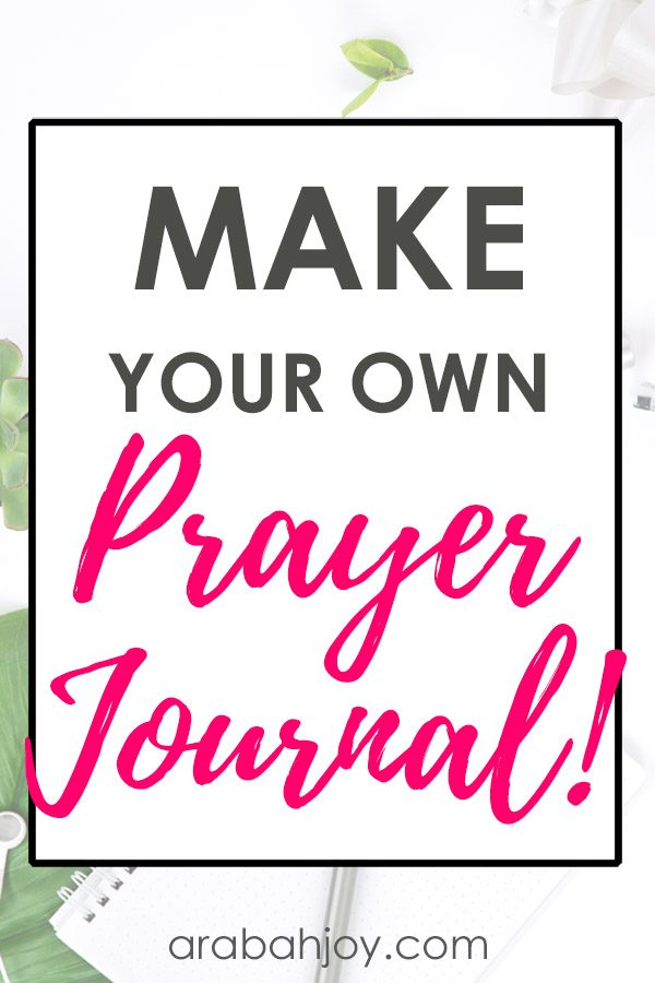 Use our prayer journal DIY tips to learn how to make a homemade prayer journal.
