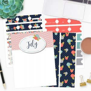 Create your own Bible study notebook with these gorgeous printables!