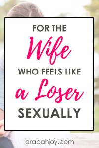 """It can be hard to find Christian sex advice for married couples that seems helpful when you simply """"don't feel like it"""". Read this encouraging post that offers wonderful advice for if you are struggling with intimacy issues in your marriage."""