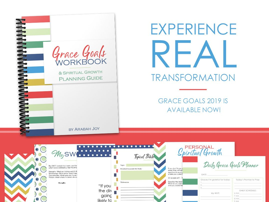 Grace Goals: Experience Real Transformation GG 2019