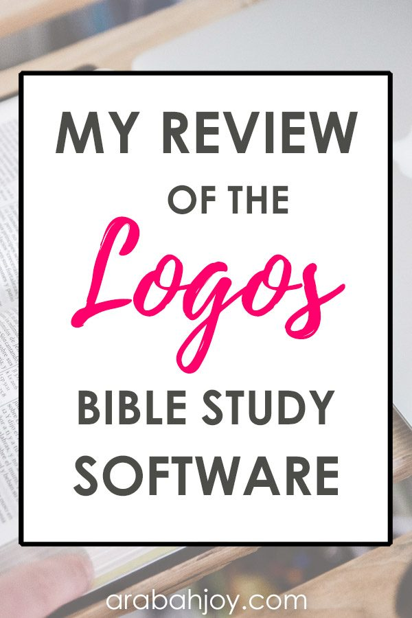 Enhance your Bible study with this Logos Bible study software. Learn about the Logos 8 Bible study software and the many features that make this a wonderful resource for your Bible study.
