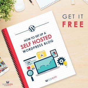 How to start a blog the easy way TODAY!