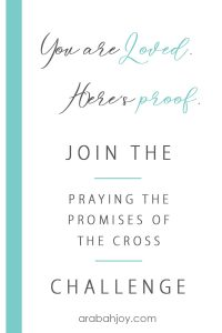 Learn about praying God's promises as a way to enhance your prayer time in this special season. Here's a Lent and Easter prayer challenge to help you start praying God's promises.