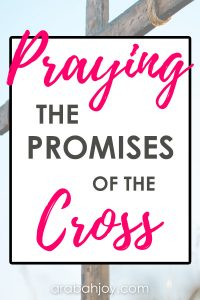 Do you want to learn to have a trust without borders? Join our 40 day challenge and be reminded that all the promises are yes in Jesus. Pray His promises with us. #prayingthepromises #prayer #spiritualgrowth