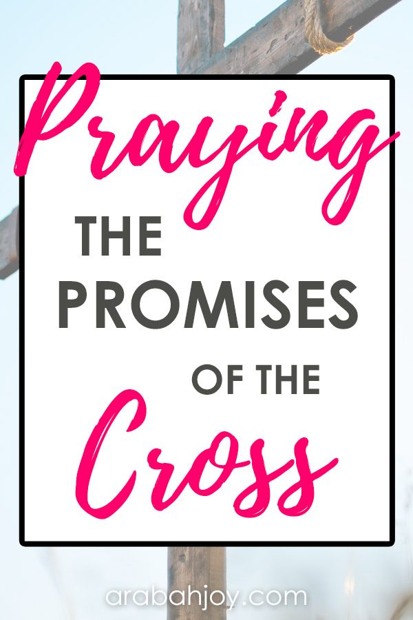 Do you want to learn to have a trust without borders? Join our 40 day challenge and be reminded that all the promises are yes in Jesus. Pray the promises of the cross with us. #prayingthepromises #prayer #spiritualgrowth