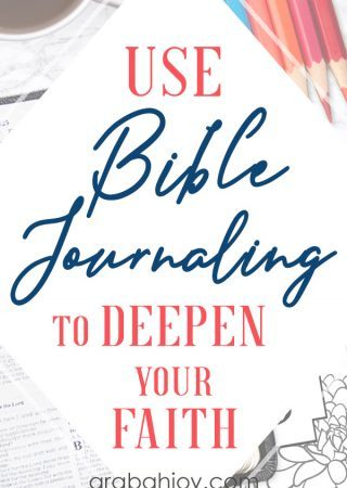 Learn how to get started with Bible journaling, read our best Bible journaling tips, find great resources for Bible journaling in this comprehensive Bible journaling guide.