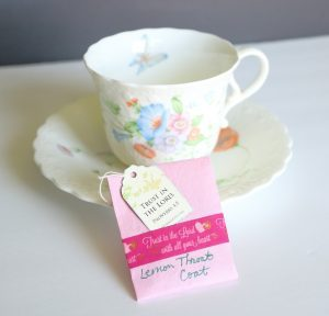 Perfect for mother-daughter tea time or ladies tea at church gatherings!