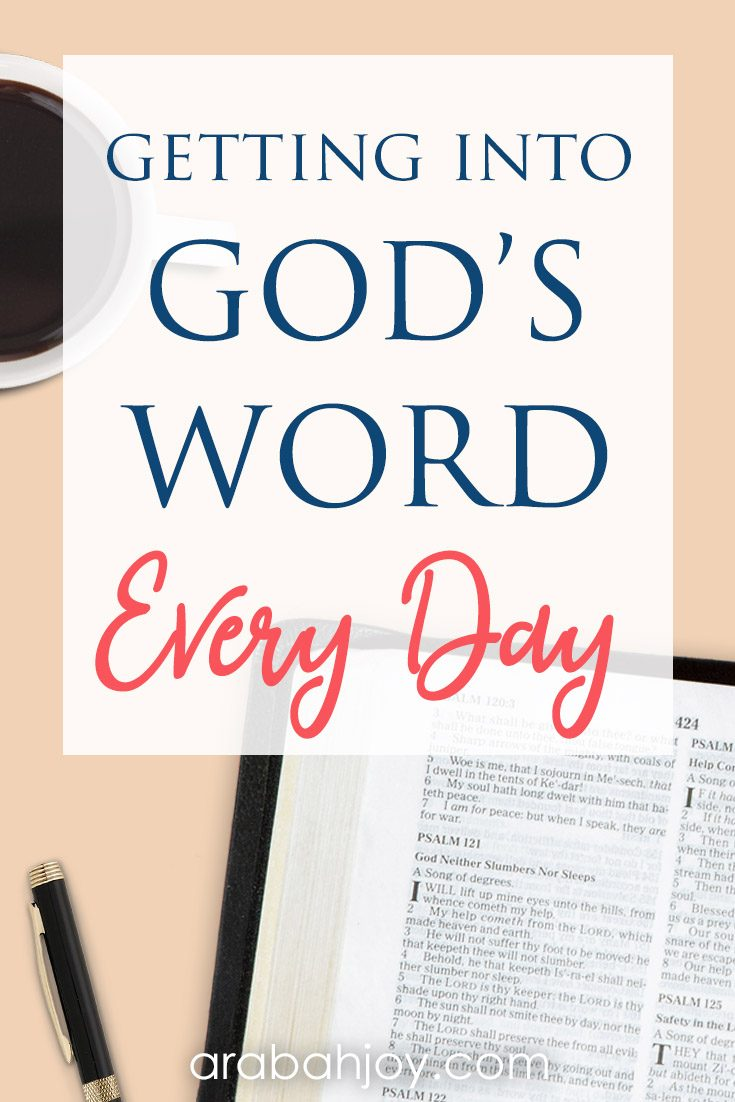 What happens when you read the Bible everyday? Find out as we discuss the importance of studying the Word of God. Read these 21 benefits of Bible study.