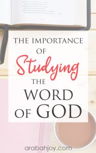 Try this challenge for getting into God's Word daily. Read the benefits of Bible study and learn what happens when you read the Bible everyday.