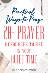 Praying war room prayers offers you some practical ways to pray. Read our tips in this post.