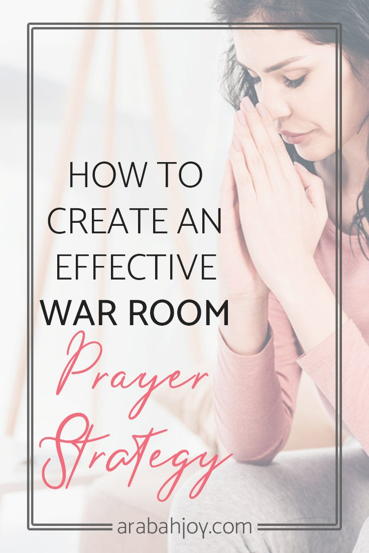 prayer strategy