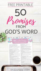 50 Promises of God