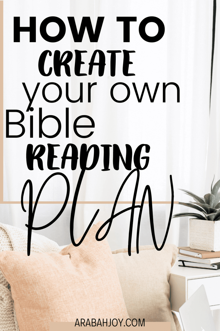 Bible Reading Plans: How to Choose the Best Plan for You