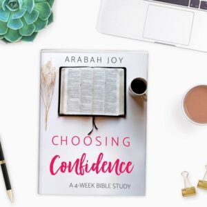 Choosing Confidence Study